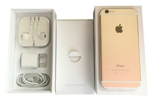 Apple New Apple iPhone 6 Gold 64gb Factory-Unlocked GSM/UMTS/LTE A1549