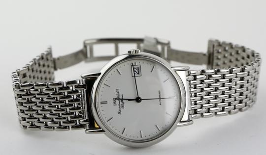 IWC * IWC Stainless Steel Automatic Date Ref 337-10