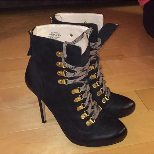 Boutique 9 Black with gold Boots