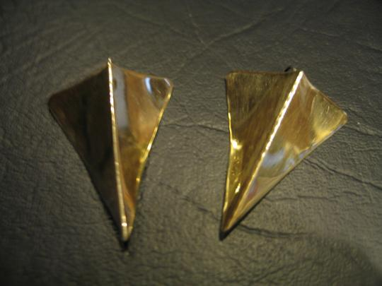 Other Brand NewHand Crafted Brass Earrings -1-3/4