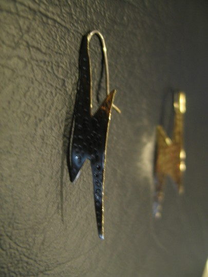 Other Brand New Hand Crafted Brass Earrings -2