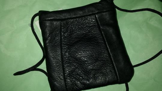 English Leather Purse Small Cross Body Bag