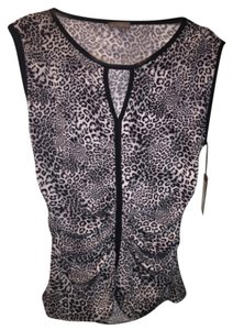 Vince Camuto Top Blac