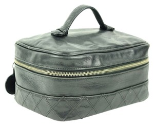 Chanel Quilted Vanity Cosmetic Case CCZZ24