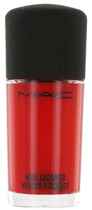 MAC Cosmetics Limited Edition MAC Nail Polish Kid Orange