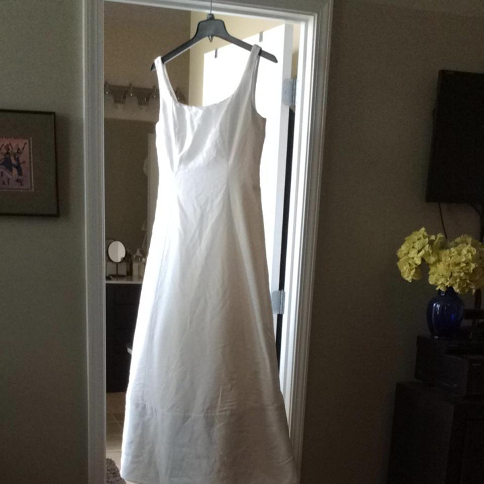 8ad31dcc1835 Isaac Mizrahi for Target Bridal White Wedding Dress Size 10 (M ...