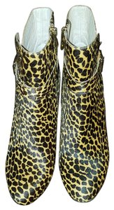 Vince Camuto Leopard Print Wedges