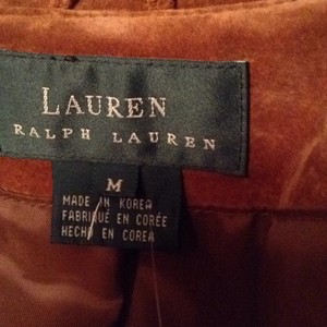 Ralph Lauren Leather Jacket