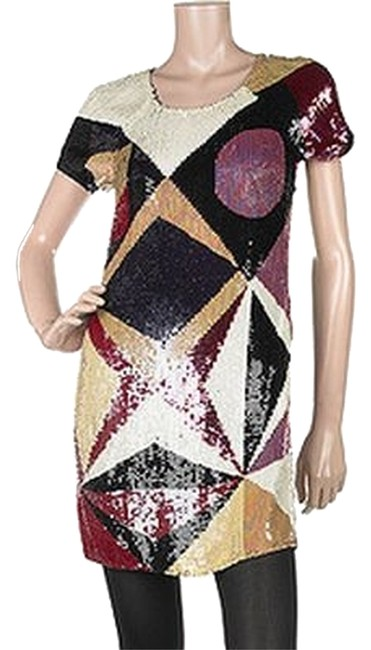 Preload https://img-static.tradesy.com/item/10293496/catherine-malandrino-multicolor-sequin-embellished-mini-night-out-dress-size-6-s-0-1-650-650.jpg