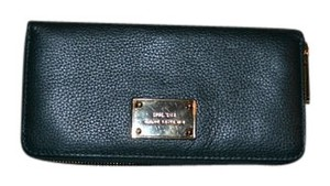 MICHAEL KORS Forest Green Clutch