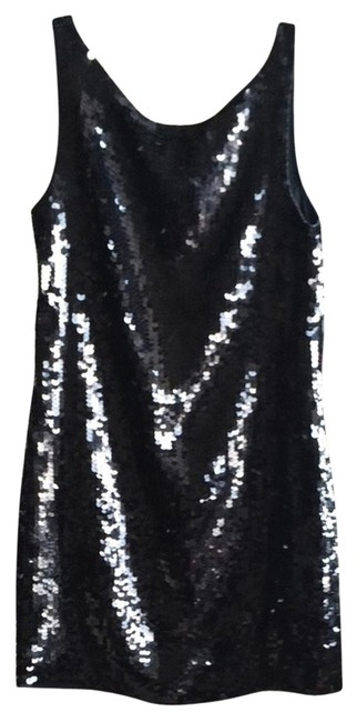 Preload https://item3.tradesy.com/images/banana-republic-black-sequin-shift-shift-scoop-sleeveless-party-sparkle-mini-cocktail-dress-size-00--10294282-0-2.jpg?width=400&height=650
