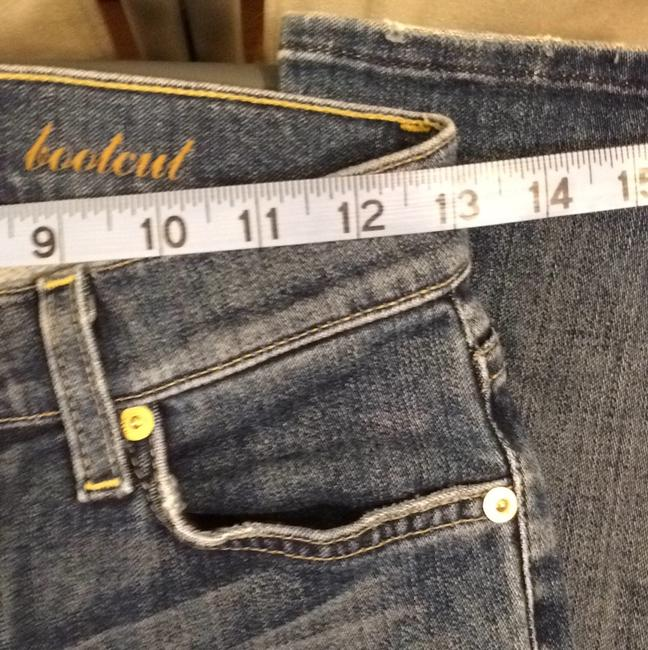 7 For All Mankind Seven Boot Cut Jeans