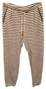 Splendid Lounge Pant Stripe Pant Knit Pant Sweater