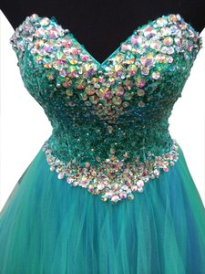 Night Moves Prom Collection Exclusive Ball Gown Corset Beaded Dress