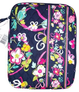 Vera Bradley Vera Bradley Tablet Sleeve Ribbons Breast Cancer Awareness NWT