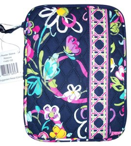 Vera Bradley Vera Bradley E -Reader Tablet Sleeve Ribbons Breast Cancer Awareness NWT