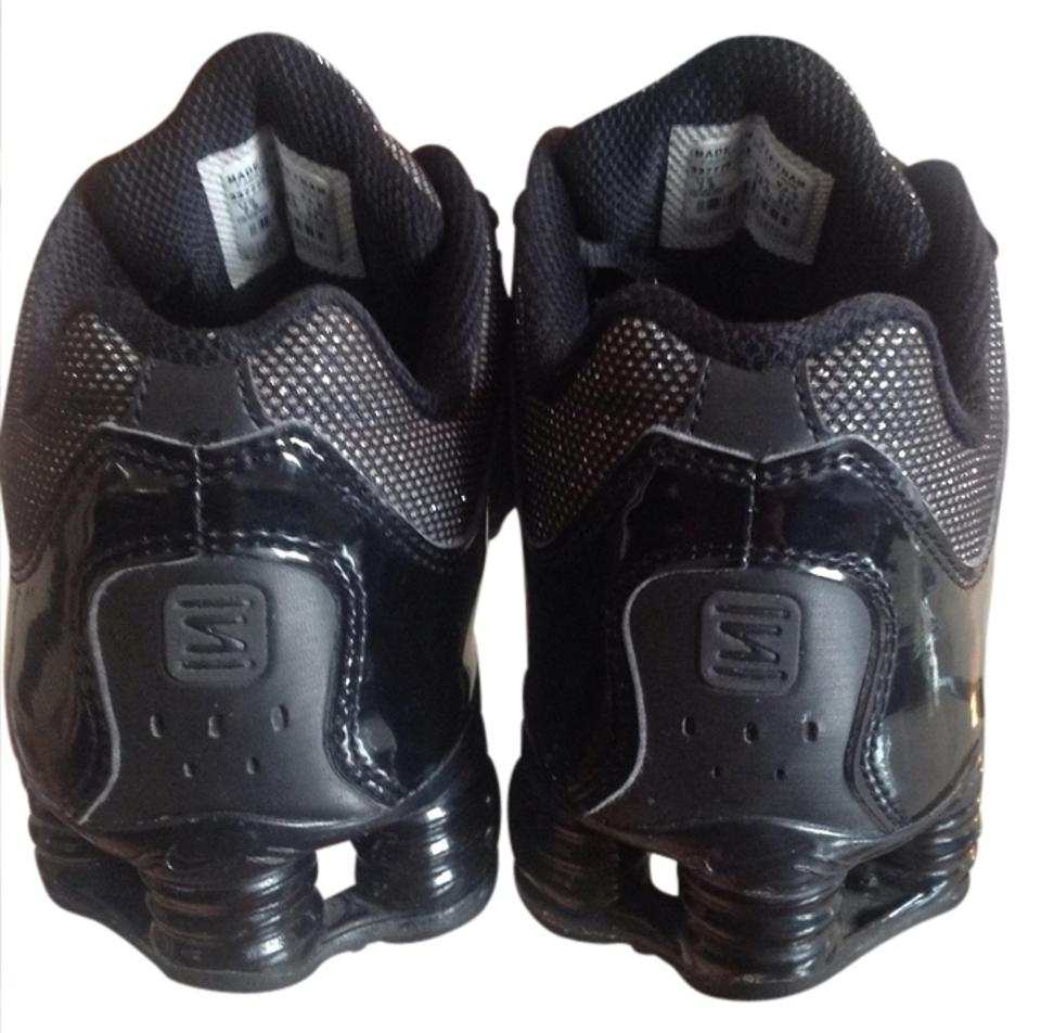 new arrival 4269e b7265 where to buy nike shox navina ccfab b4e7c  ireland nike shox navina patent  running nikeplus black sparkle athletic 4e4b3 d3b1f