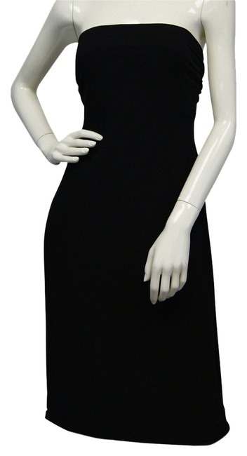 Preload https://img-static.tradesy.com/item/10298875/norma-kamali-strapless-black-xxl-above-knee-short-casual-dress-size-os-one-size-0-1-650-650.jpg