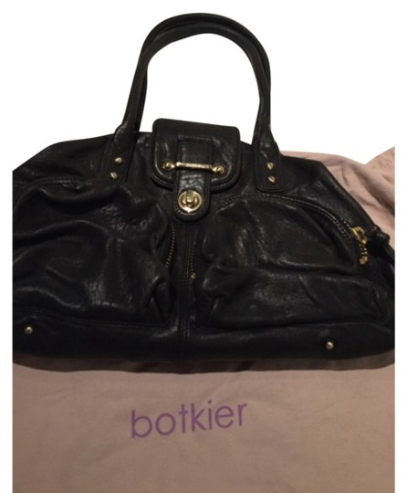 Preload https://item3.tradesy.com/images/botkier-black-leather-shoulder-bag-10299517-0-1.jpg?width=440&height=440