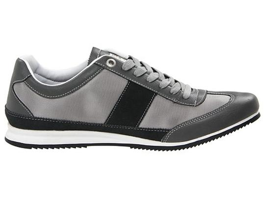 Guess Sneakers Men New In Box Grey Athletic