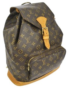 Louis Vuitton Brown Beach Bag