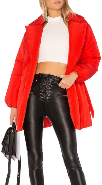 Preload https://img-static.tradesy.com/item/10300426/lovers-friends-red-puffer-belted-jacket-coat-size-4-s-0-8-650-650.jpg