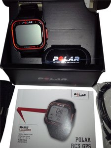 Polar Polar GPS Sports Watch HRM Heart Rate Monitor -NEW