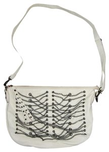 Street Level Chain Statement Cross Body Bag