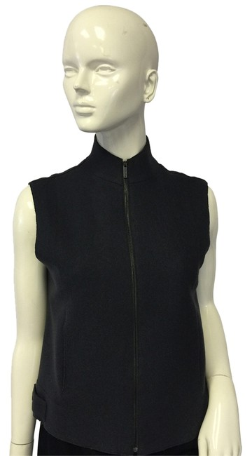Preload https://item1.tradesy.com/images/calvin-klein-collection-wool-vest-size-8-m-10302505-0-1.jpg?width=400&height=650