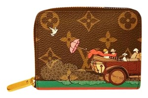 Louis Vuitton Louis Vuitton Monogram Evasion Mini Zippy Coin Wallet Authentic New
