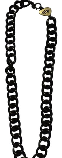 Preload https://item1.tradesy.com/images/juicy-couture-blac-necklace-10303705-0-2.jpg?width=440&height=440