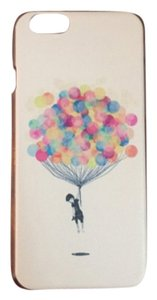 Iphone 6 Hard Shell Case Floating Balloon