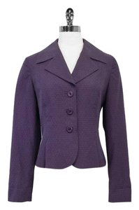 Max Mara Textured Collar Jacket