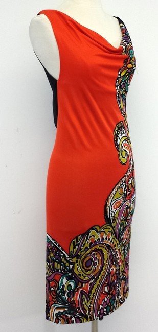 Yoana Baraschi short dress Paisley Silk Sleeveless Sleeveless on Tradesy