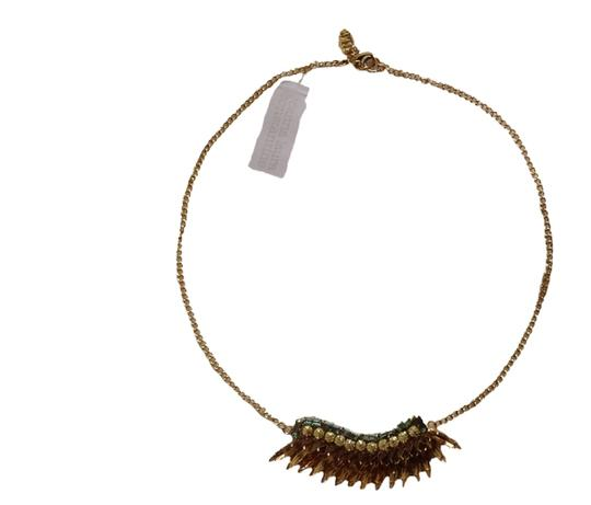 Joanna Laura Constantine Multi-colored Necklace with Crystals