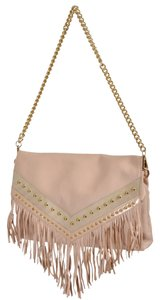 Just Cavalli Light Pink Clutch