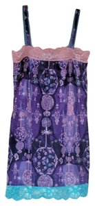 Custo Barcelona short dress purple, blue, pink on Tradesy