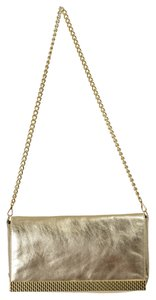 Just Cavalli Gold Clutch