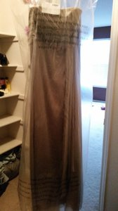 Belsoie Taupe L3073 Dress
