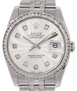 Rolex Rolex 11623 Datejust Diamond Bezel & Dial Watch