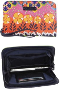 Vera Bradley Wristlet in Multi-color