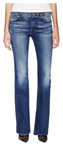 7 For All Mankind Denim Boot Cut Jeans