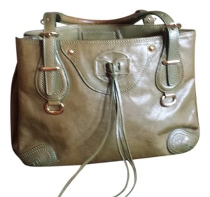 DKNY Satchel in green