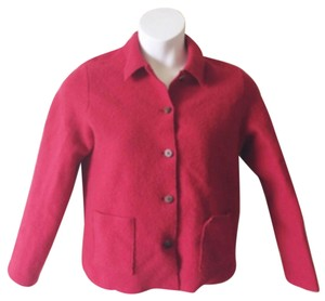 Lands' End Red Blazer