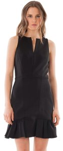 Tibi Lbd Fitted Stretchy Date Night Night Out Dress