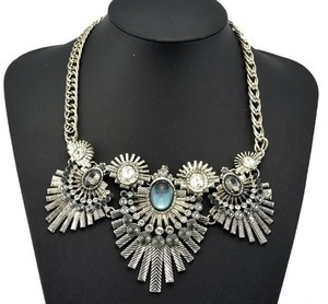 Other Tribal Statement Necklace