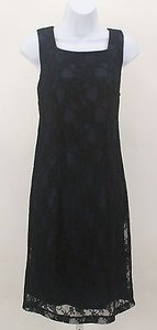 AB Studio Lace Over Dress