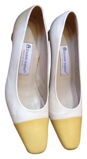 Aetienne Aigner Yellow Formal