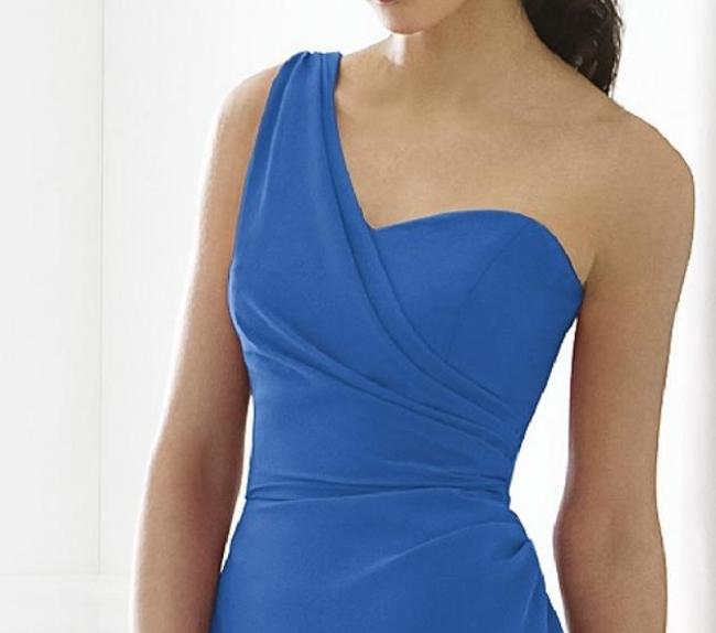 After Six One Shoulder Dress