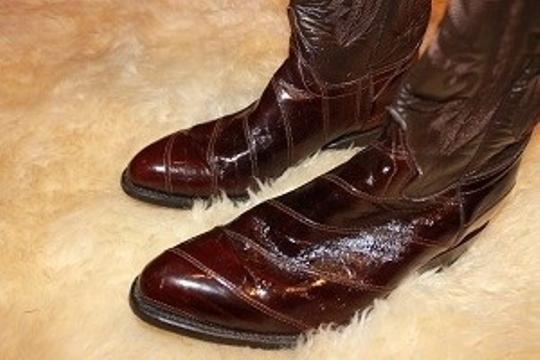 Rogers Boots Cocoa Boots